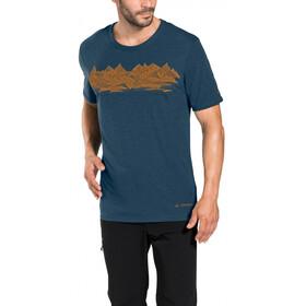 VAUDE Picton Camiseta Hombre, baltic sea